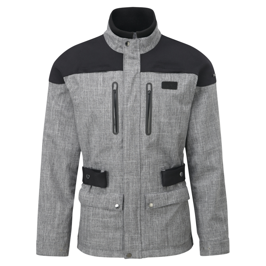 Knox All-sports Waterproof jacket grey black