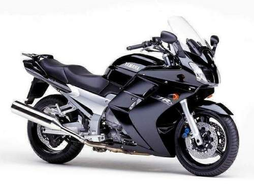 yamaha fjr1300 01 05. Black Bedroom Furniture Sets. Home Design Ideas