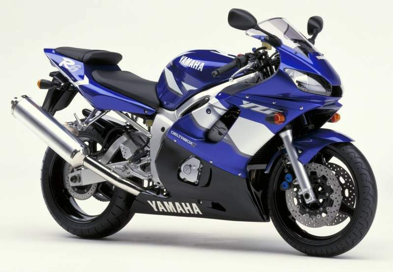 yamaha yzf r6 99 02. Black Bedroom Furniture Sets. Home Design Ideas